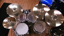 """Sabian AAX X-Plosion Cymbal Set With Free 17"""" Crash - Columbus Percussion Exclus"""