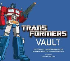 Transformers Vault: The Complete Transformers Universe..NEW Hardcover w/Slipcase