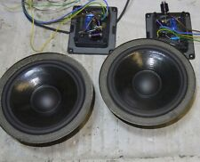 Tannoy Speakers / Crossovers / Tweeters / Parts Repairs Service Spares Project