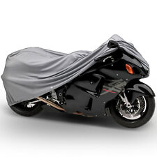 Deluxe 4Layer Motorcycle Cover For Triumph America Legend Rocket Classic Touring