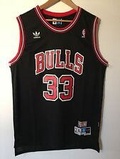 Scottie Pippen Chicago Bulls Swingman Throwback Stitched Jersey NWT