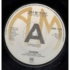 "SEAWIND Hold On To Love 7"" B/w Sound Rainbow (ams7440) UK A&m 1979"
