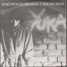 """YUKA Who Would Believe A Young Man 7"""" B/w Perfection On The Shelf (cheap19) Pic"""