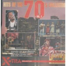 HITS OF THE 70'S COLLECTION VOL 2 Various CD 16 Track Compilation Featuring Rube