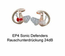 SureFire EarPro EP4 Hearing protection Ear plugs Sonic Defenders Plus USMC Army