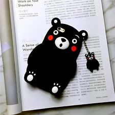 Soft 3D Kumamon Silicone Cases Covers Skins For Apple iPhone 5 5S SE 6 6S 7 Plus