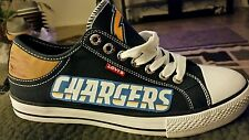 Los Angeles Chargers Levis Canvas Womens  Sneakers