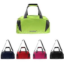 Men Women Large Shoulder Hand Bags Holdall Sports Travelling Duffle Gym Luggage