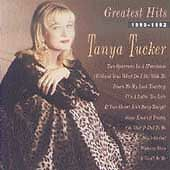 Tanya Tucker CD Greatest Hits 1990-1992