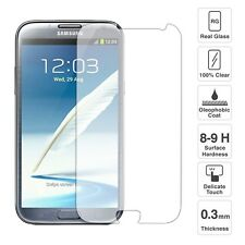 Premium TEMPERED GLASS SCREEN PROTECTOR ANTI SCRATCH For Samsung Galaxy Note 2
