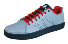 adidas D Rose Lakeshore Mens Leather Basketball Trainers / Shoes - Grey