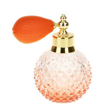 Refillable 100ML Retro Crystal Perfume Bottle Glass Spray Atomizer Wedding Favor