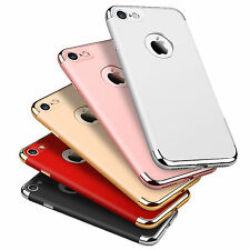 Luxury Armor Thin Electroplate Hard Back Case Cover for Apple iPhone 7 6 6S Plus