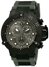 Invicta Subaqua 15144 Mens 50mm Black Quartz Watch - 15144