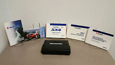 2007 Suzuki SX4 OEM Owner's Manual w/ Supplements & Case - Free Shipping