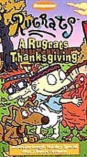 Rugrats - A Rugrats Thanksgiving (VHS, 1997) SHIPS SAME DAY