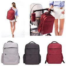 New Baby Diaper Nappy Bag Mummy Tote Travel Computer Bags Backpack MultiFunction