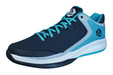 adidas D Rose Englewood III Mens Basketball Sneakers / Shoes - gray
