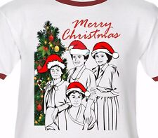 THE GOLDEN GIRLS MERRY CHRISTMAS -PREMIUM T-Shirt/Ringer/Tank Top- holiday