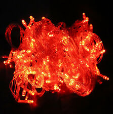 10M Waterproof 100 LED String lights for Christmas Festival Party Fairy colorful