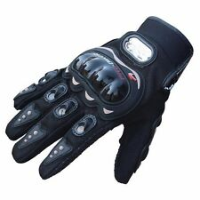 Motorbike Motocross Fiber Bike Racing Gloves Set Pro-Biker Motorcycle Cycling