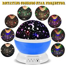 Night  Projector Baby Sleep Lighting Sky Star Master led Projection Lamp bedroom