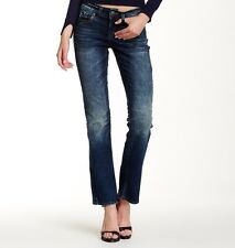 NWT Silver Jeans Co. Women's Suki Mid Rise Slim Bootcut Jeans MSRP $94.00