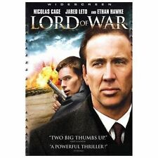 Lord of War (DVD, Widescreen) New Sealed ~ Nicolas Cage, Ethan Hawke, Jared Leto