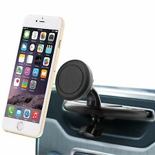 Universal 360 Rotary Magnetic Car CD Slot Cradle Mount Holder for iphone GPS KB