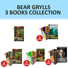 Bear Grylls Mission Survival Series Collection True Grit Gift Wrapped Set NEW