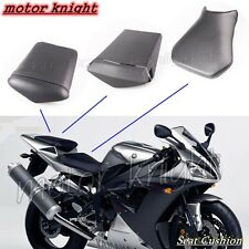 NEW Rear Seat fairing Passenger Seat Cushion Rider Seat For YAMAHA R1 2002 2003
