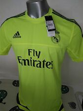 REAL MADRID FC TEAM TRAINING ADIDAS MENS ADIZERO JERSEY ADIDAS S88956