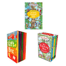 Enid Blyton Magic Faraway Tree Collection Enchanted Wood Gift Wrapped Set New