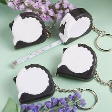 Perfectly Plain Collection Key Chain/Measuring Tape Favors - Wedding & Bridal