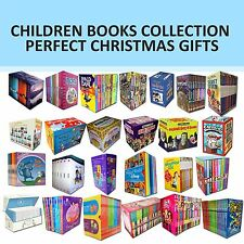 Children Books Collection Christmas Gifts Set Harry Potter, Roald Dahl,Tom Gates