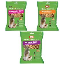 Mark & Chappell Healthy Bites Small Animal Odour Nutri Immunity Care Treats Snac