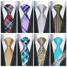 Mens Ties Neck ties 8.5cm Fashion Silk Ties for Men Business Wedding Suit