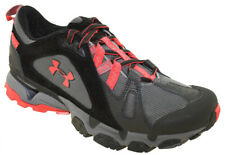 Under Armour Men's Chetco Black Trail Running Shoes Style 1222534 002