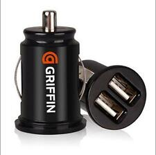 Griffin Twin Port USB Car 12V Cigarette Lighter Charger Dual Adapter Hot!!!