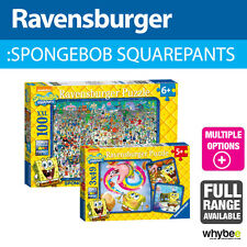 Ravensburger Spongebob Squarepants Jigsaw Puzzles Children's Kids Full Range