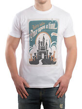 Man T-Shirt Once upon a time 100% Cotton Made in Germany