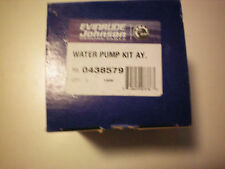 OEM EVINRUDE/JOHNSON #438579 WATER PUMP KIT, FREE FREIGHT