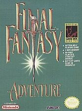 Final Fantasy Adventure Nintendo Game Boy Gameboy Super Fast FREE SHIP!
