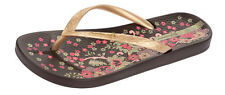 Ipanema Petal III Womens Flip Flops / Sandals - Brown Gold - 81664