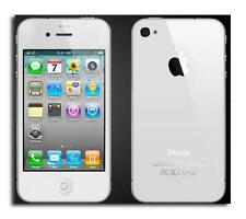 Apple iPhone 4 8 16 32GB EE Smartphone Good Excellent Condition Mobile White UK