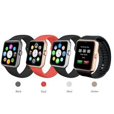 GT08 MTK Smart Watch Notifier w/ SIM Card For Android iPhone Huawei