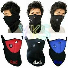 Neoprene Winter Neck Warm Face Mask Veil Sport Motorcycle Ski Bike Biker New FJ