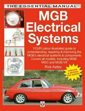 Mgb Electrical Systems by Rick Astley Paperback Book