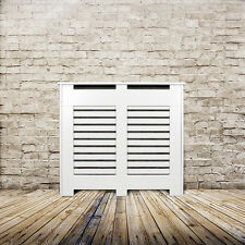 Classic Radiator Cover/Cabinet - Made To Measure - Horizontal Slats Grille
