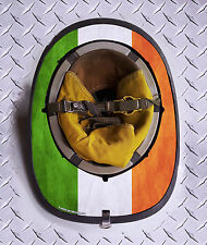 Irish Flag Fire Helmet Skin
